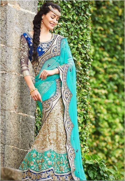 Indian Ethnic Wear Online Shopping - GlowIndian - Online Shopping ...