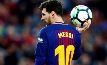 de222af50 Should FC Barcelona retire No. 10 jersey after Messi  - Quora