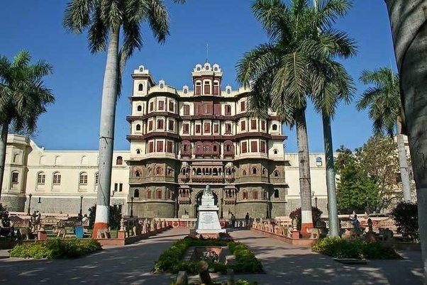 What are the most beautiful palaces in India?  Quora