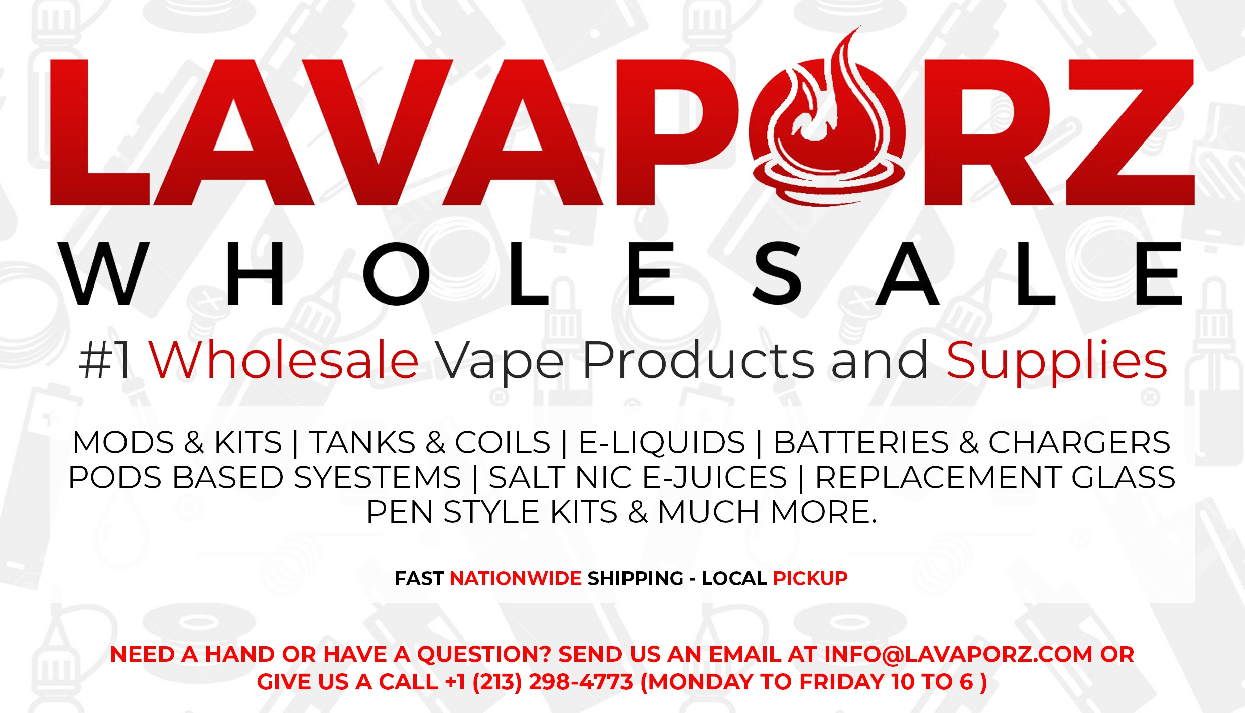Where can I find wholesale vape suppliers without having to