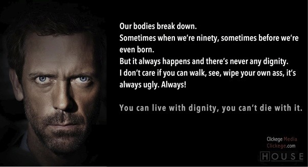 House dying with dignity pictures