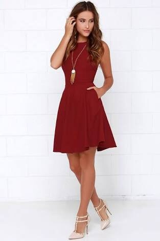 what colour shoes should i wear with a wine dress  quora