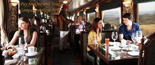 Is Maharajas Express Not For Indians Quora