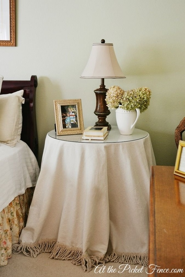 Nightstand Table: What Is The Difference Between A Nightstand And A Bedside