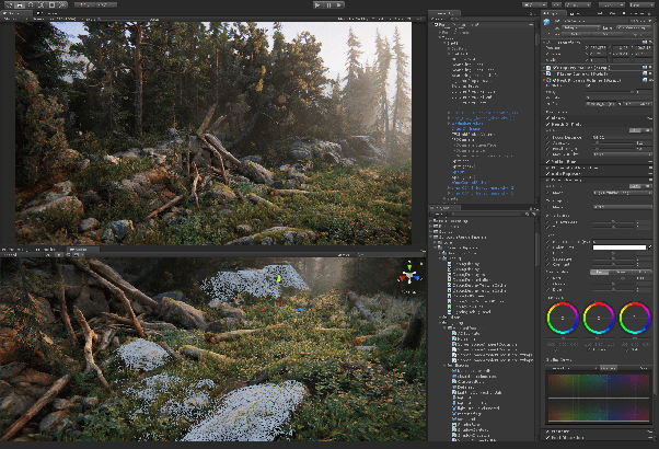 What is the better graphics engine: Unreal 4, Unity or CryEngine