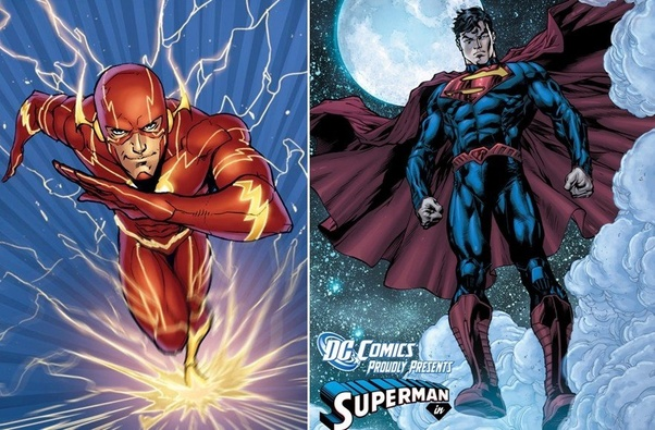 Who would win in a fight between Superman and the Flash? - Quora