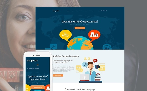 Which theme can I use to make an education website? - Quora