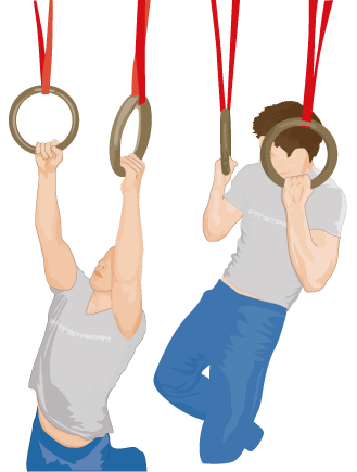 Muscle Ups Harder On Rings Or Bar