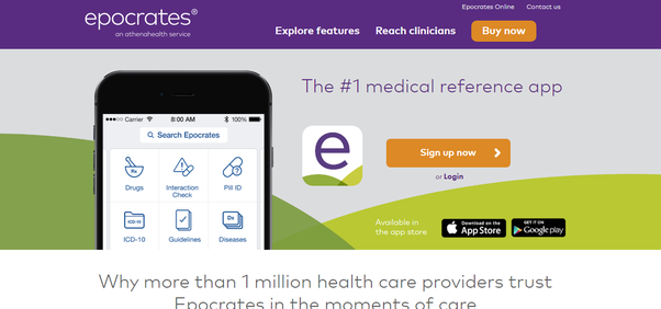 38ef9f23e82 Which is the best mobile app for doctors  - Quora