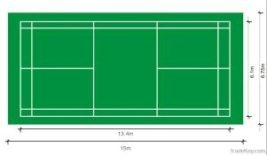 Badminton service box singles dating