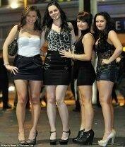 How to find slutty girls
