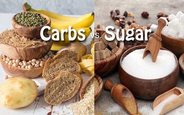 grams of sugar allowed on no sugar diet