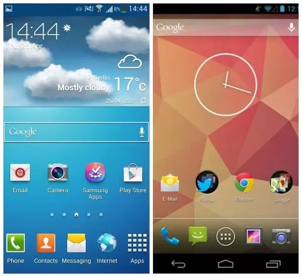 What does the term 'Stock Android' mean? - Quora