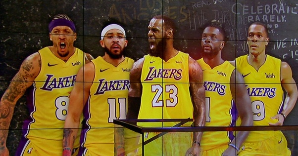 Lakers Roster Is Conceived Of Many Raw Inexperienced Players They Are Currently 5th In The Western Conference Standings And Have Had Man Positives