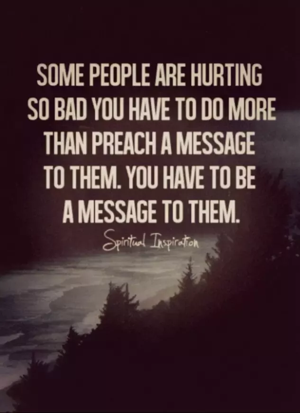 People hurt you, then behave like you hurt them. Why do they do so? - Quora