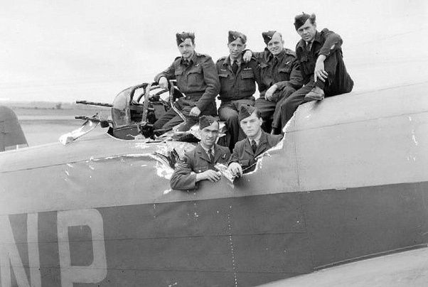 Photo Page: How Did Aviators Fly 800 Lancaster Bombers In Formation