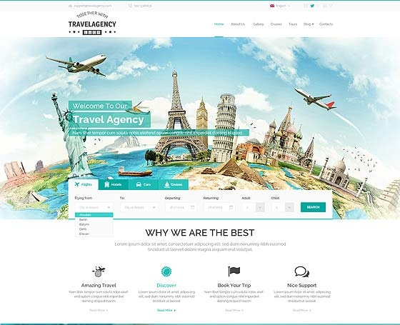Travel Agency Website >> How To Create A Travel Agency Website Quora
