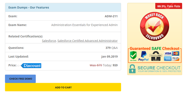 Can I prepare for salesforce certification (Admin - 201) by myself