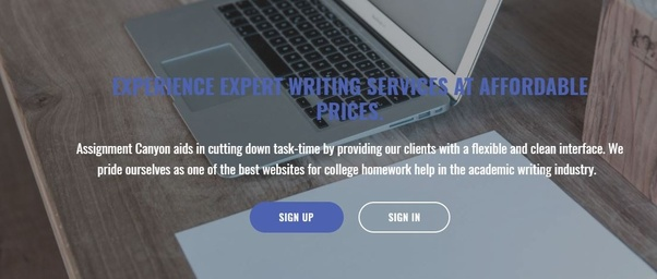 What is the best essay writing service