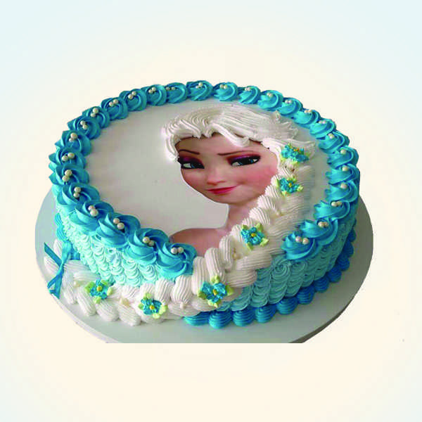 What Are Some Beautiful Birthday Cakes For A Baby Girl