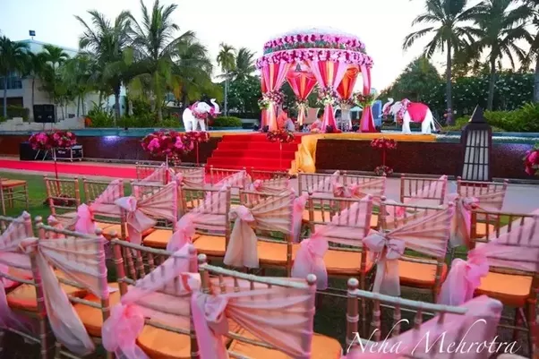 Who are the top wedding planners in New Delhi Gurgaon and Noida