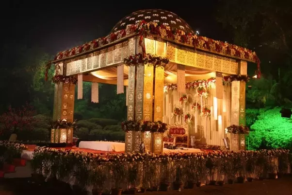 Kohli Tent House - best destination wedding planners in New Delhi. & How much does a wedding planner in India cost? - Quora