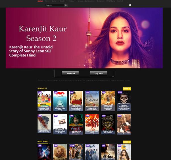 new hindi movies streaming online