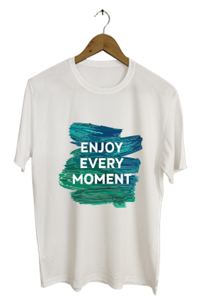 Printed T-Shirt,Urban New York City Elements Fashion Personality Customization
