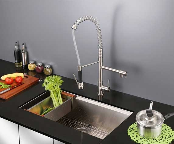 Which is the best kitchen sink model? - Quora