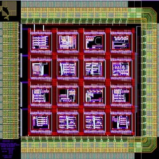 What was your VLSI / electronics related college project