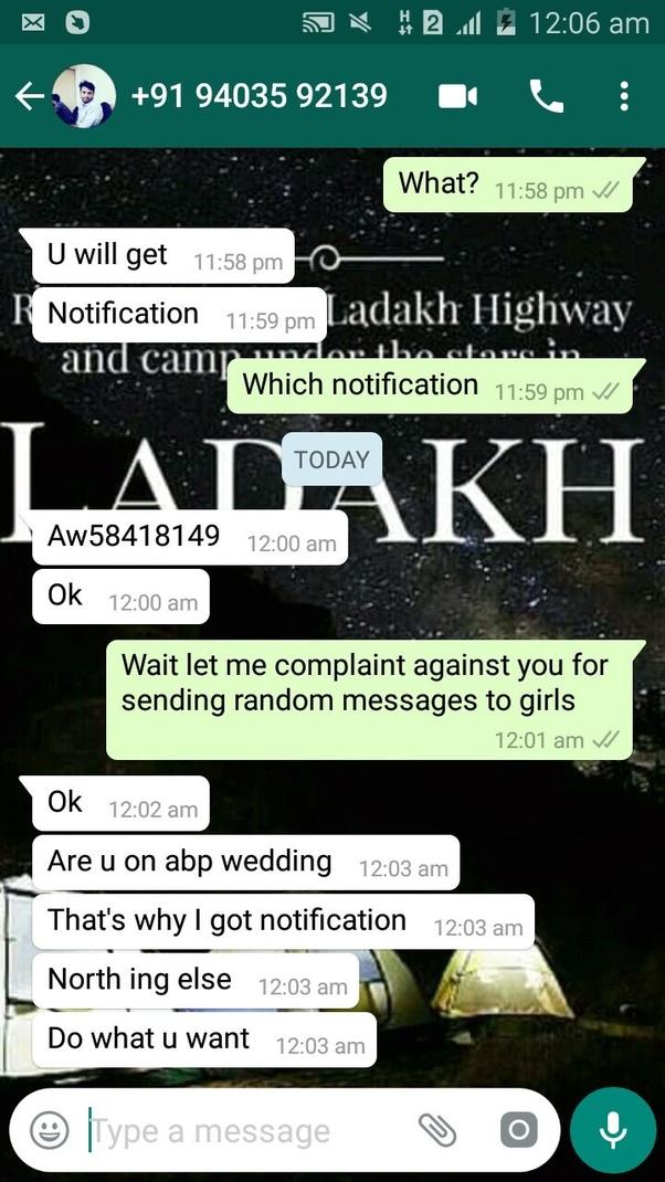 Are proposals coming through matrimonial sites like Shaadi com