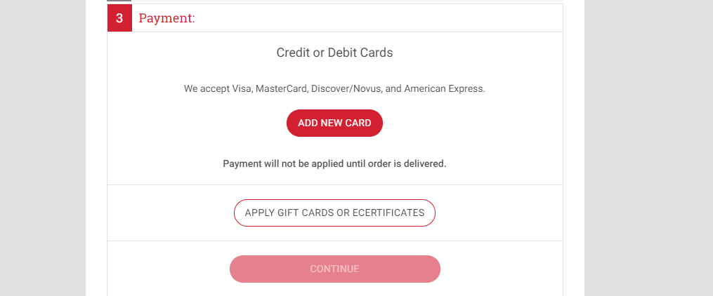 Do Schwans allow EBT (SNAP) payment for online orders? - Quora
