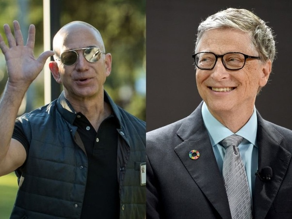 Why Won T Bill Gates Or Jeff Bezos Give Money To Elon Musk To Help
