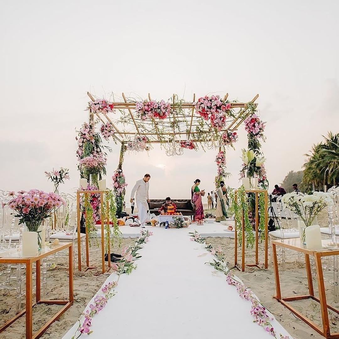 What Are Some Simple Yet Elegant Marriage Mandap Designs Quora