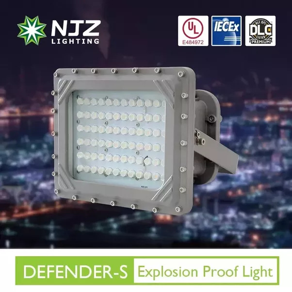 what are explosion proof lights quora