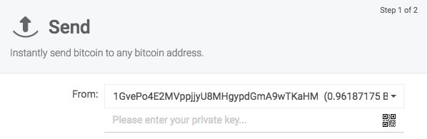 What does ''watch only'' mean in Blockchain wallet? - Quora