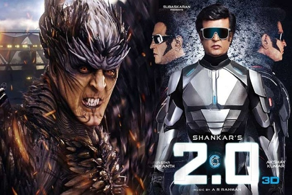 What Is Your Review Of 2 0 2018 Movie Quora