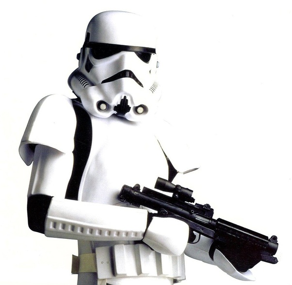 Do you think the Empire in Star Wars was based on the Nazis? - Quora