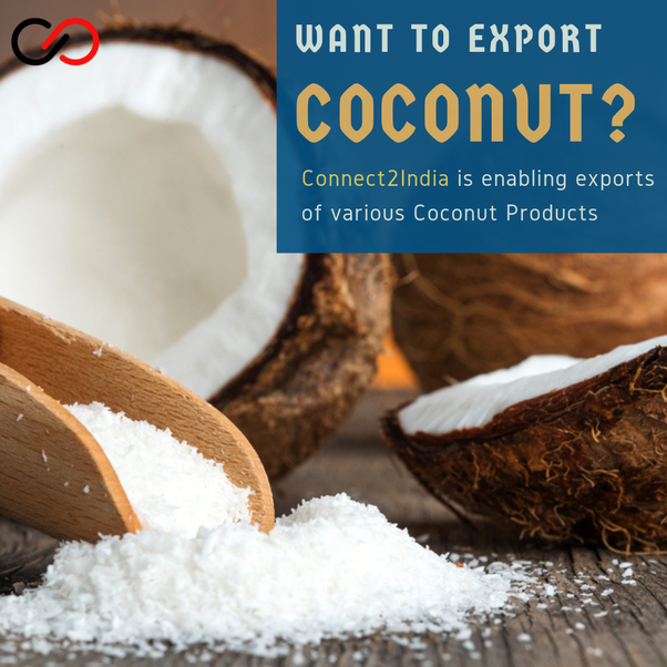 How to export coconuts from India to USA - Quora