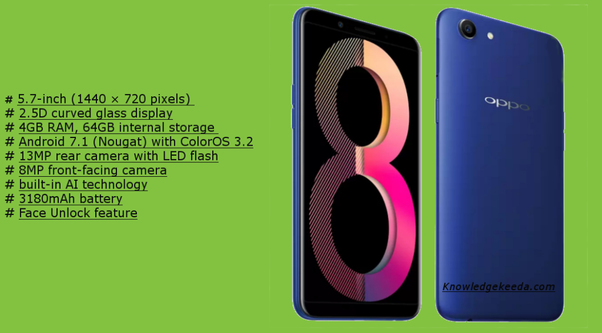 How is the Oppo A83? Is it like the Oppo 5? - Quora