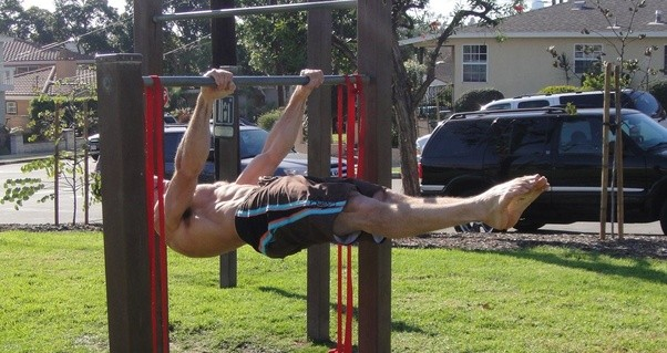 Back Lever Progression On Rings