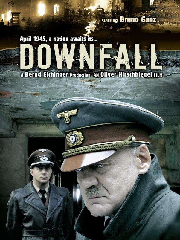أفلام الحرب العالمية الثانية - السقوط