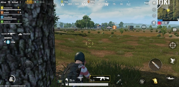 What are tips and tricks can you give for playing PUBG