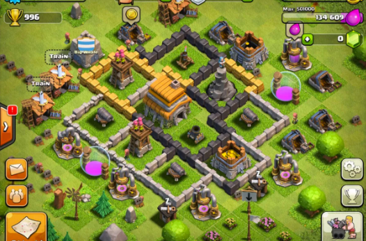 clash of clans unranked how to become