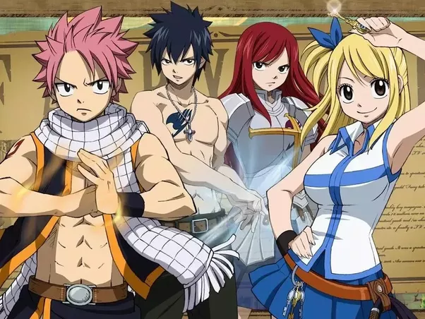 What Is The Story Of The Anime Fairy Tail