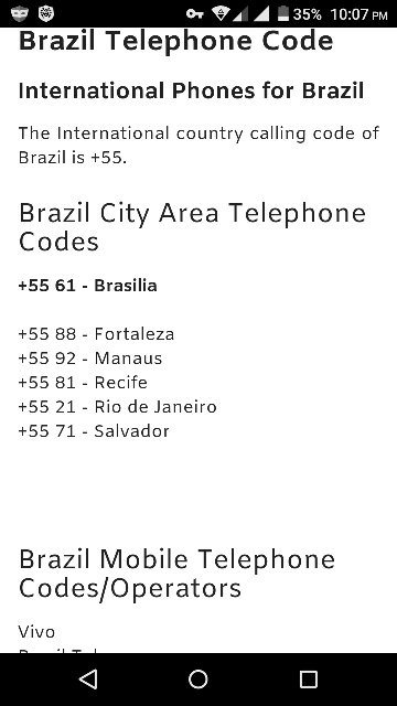 How to add a Brazilian 10digit number to WhatsApp Quora