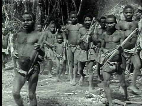 Image result for tribal warfare in congo