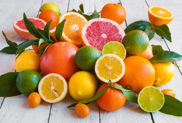 What's the most awesome citrus fruit? - Quora