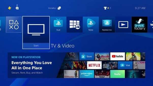 Whose UI is better, Xbox One or PS4? - Quora