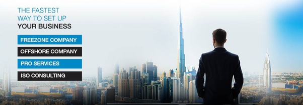 What does it take to start a business in Dubai?